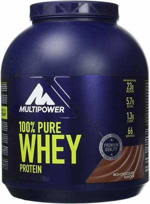100% Pure Whey Multipower