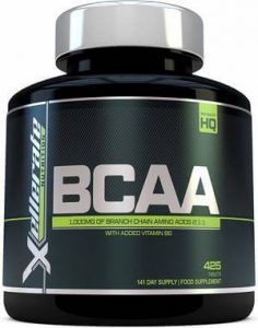BCAA Compressa 1000mg