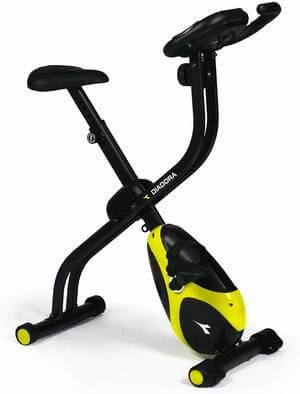 Diadora Fitness Smarty cyclette pieghevole