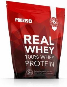 Prozis 100pct Real Whey Proteine in Polvere