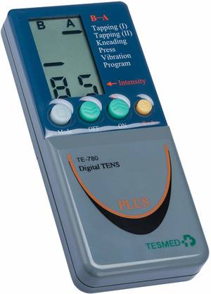 TESMED TE780 PLUS elettrostimolatore muscolare