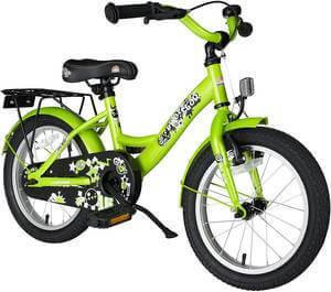 BIKESTAR Bicicletta Bambini 4-5 Anni