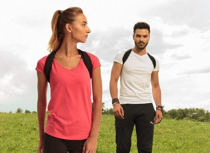 correttore posturale per spalle