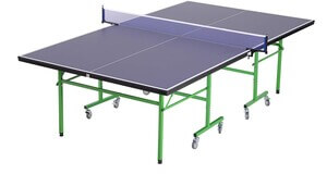 homcom Tavolo da Ping Pong Professionale Pieghevole