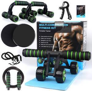 Bafada 7 in 1 fitness workout set