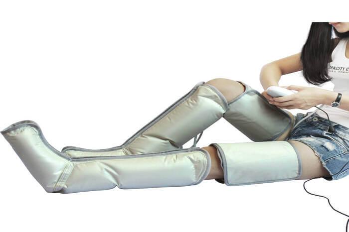massaggiatore gambe immagine in evidenza