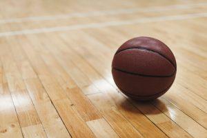 pallone da basket immagine in evidenza